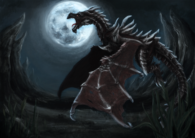 The Dark Alduin