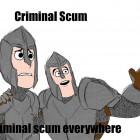 Имперские стражники опять за своё