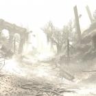 Буря в пустыне Пиннакл