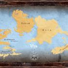 Карта мира Vyn