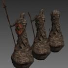 Двемерские статуи