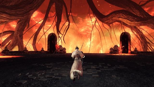 Dark Souls 2 - Финал. Это было незабываемое путешествие.
