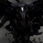 Гиганский ворон