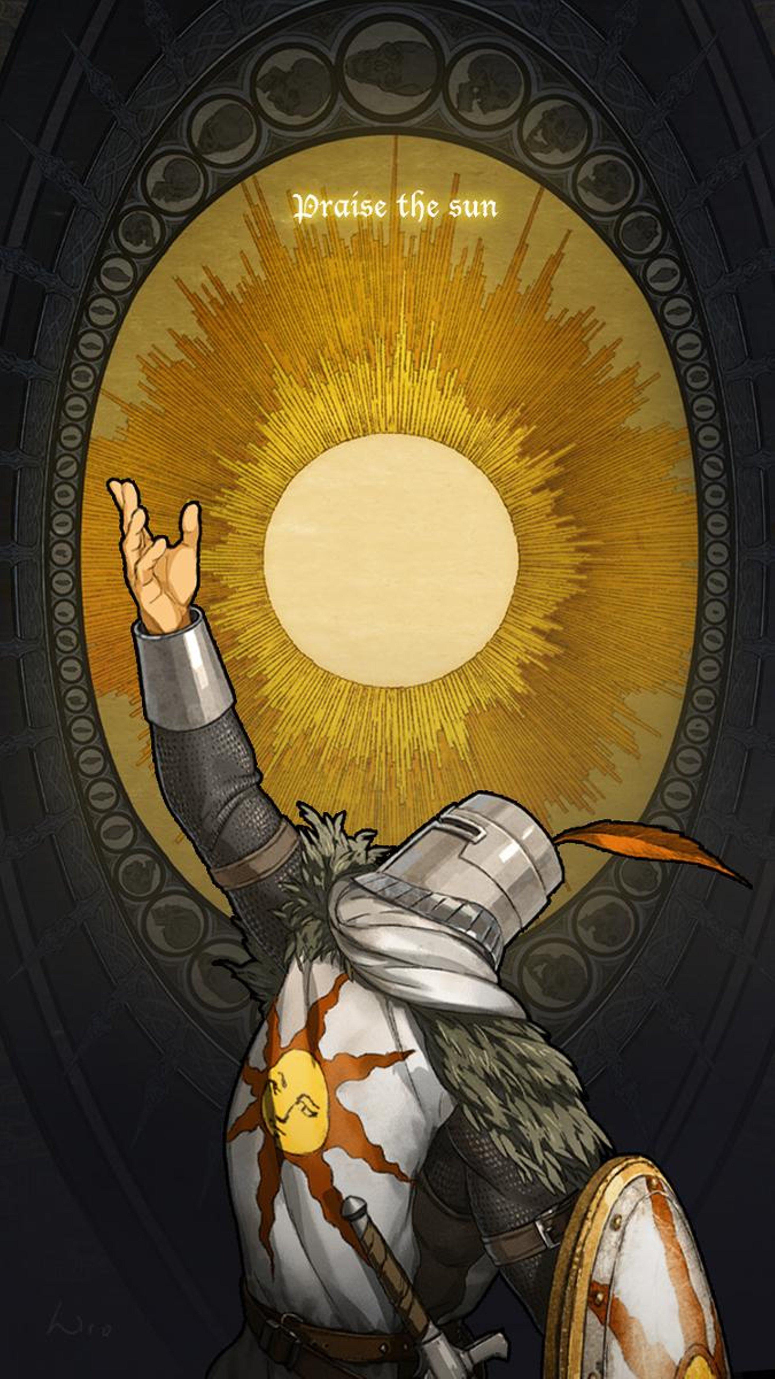Praise The Sun!