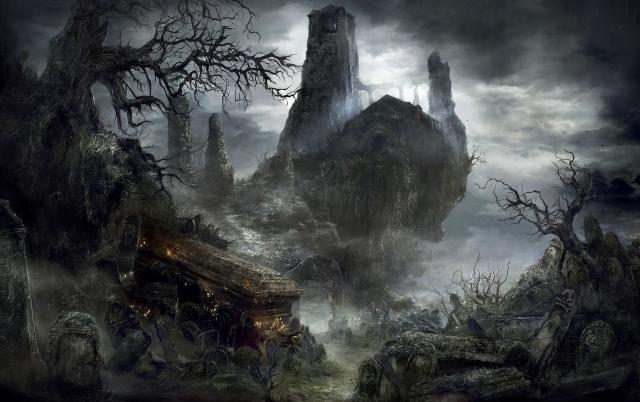 Dark Souls 3 E3 Artworks