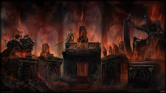 The Lords of Cinder
