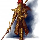 Dragon Slayer Ornstein
