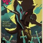 Большой серый волк Сиф