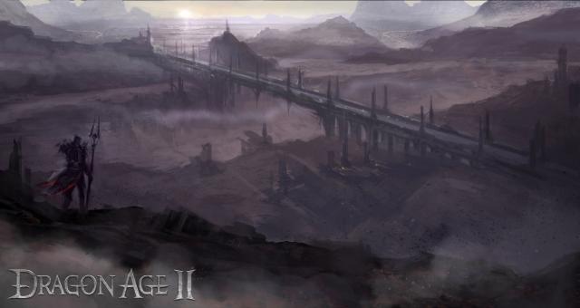 Dragon Age 2 - Моровые земли