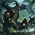 Dragon Age Ogre Fight