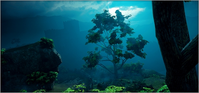 Крествудский пейзаж