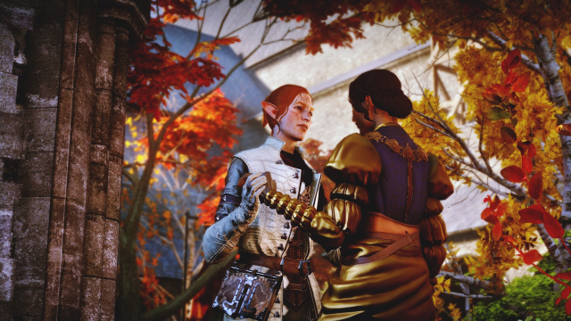 The Inquisitor and the Ambassador
