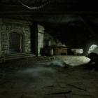 На темной кухне...