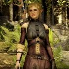 Сера - новый спутник Dragon Age: Inquisition