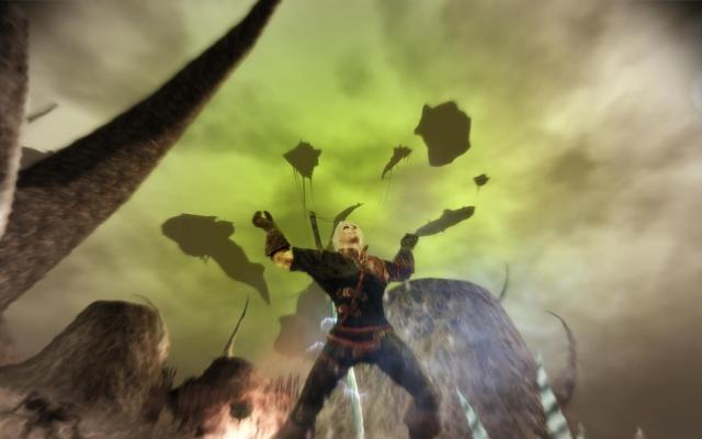 Dragon May Cry: Круг. Часть 4. Праздные шатания.