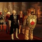 Dragon May Cry: Редклифф. Часть 1. Прибытие.