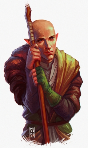 Thoughtful Solas