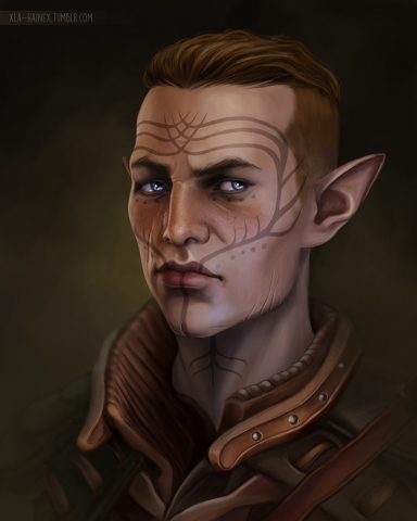 Inquisitor Lavellan