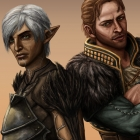 Anders and Fenris