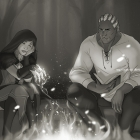 Commish: By the fire