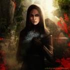 Leliana and Andraste's Grace by Sabalmirss