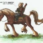 Da2   Horseback Varric