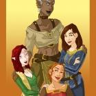 Lady Inquisitors