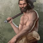 Blackwall lumberjack
