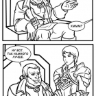Dragon Age 2 Strip