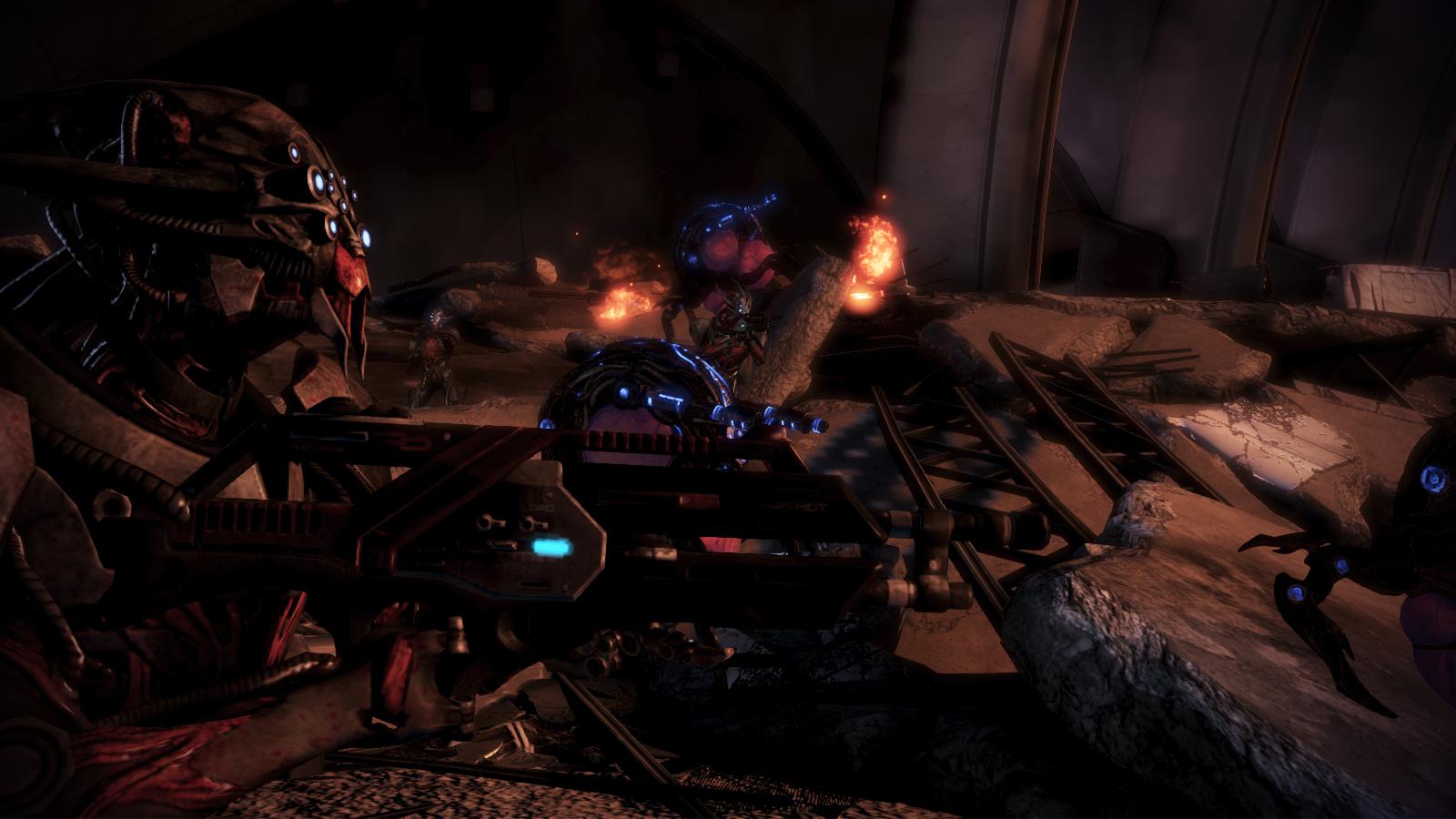 История серии - Другое - Mass Effect 3 - прохождение