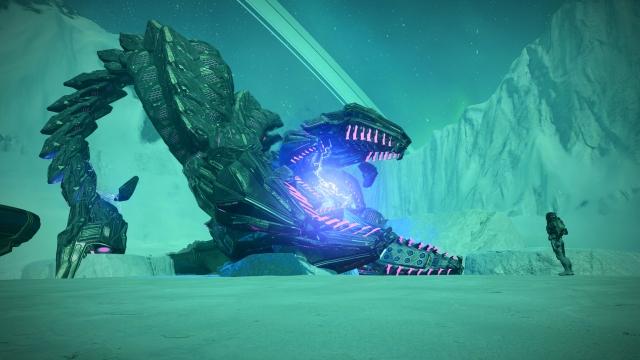 Andromeda: Бой с Архитектором Реликтов