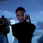 Джейн в Mass Effect 2.
