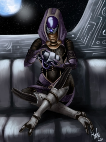 Tali's Time Off