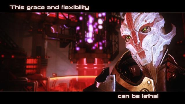Grace Flexibility