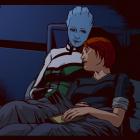 Лиара и ФШепард