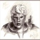 Мои рисунки через планшет