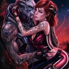 Shepard And Garrus