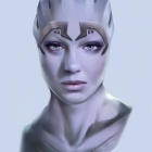 Lysaia portrait