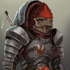 Fantasy Redesigned Krogan