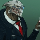 Fancy Garrus
