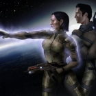 Shepard And Kaidan