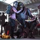 Mass Effect фэндомы ME Art HuggyBear742 1047351