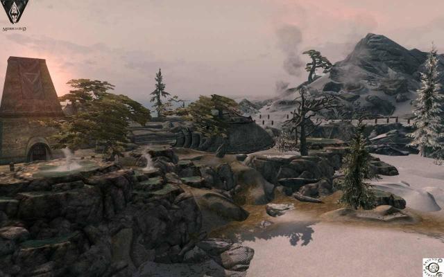 Beyond Skyrim: Morrowind