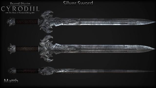 Серебряный меч