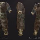Cyrodiil's Nibenese leather armor