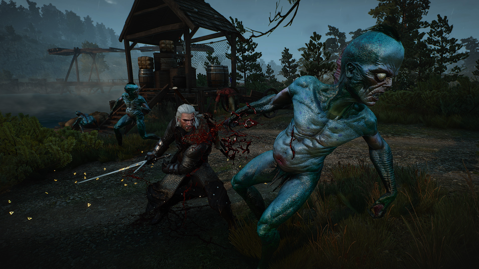 The Witcher 3: Ansel-2