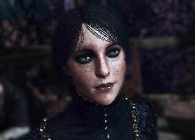 Iris von Everec.