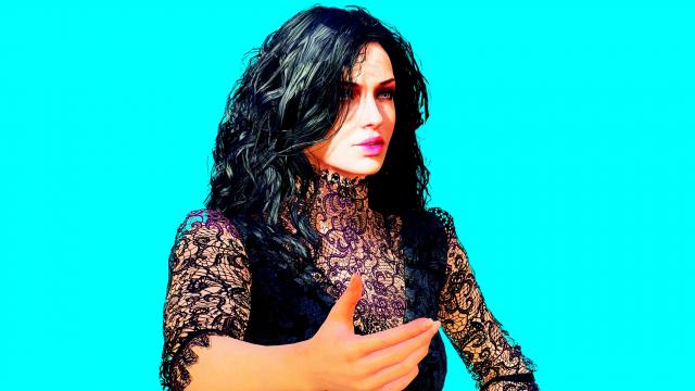 The Witcher 3 Моя красивая Йеннефэр