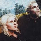 Ciri&Geralt