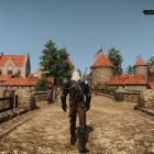 witcher3 - город